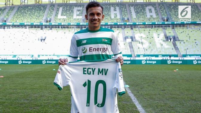 Pemain sepak bola Muda Asal Indonesia Berkarier Di Eropa